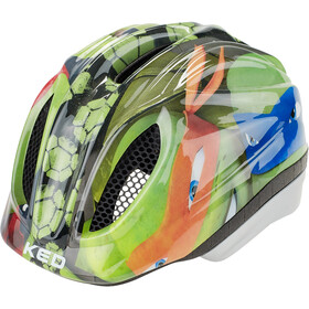 KED Meggy Originals Casco Bambino, turtles